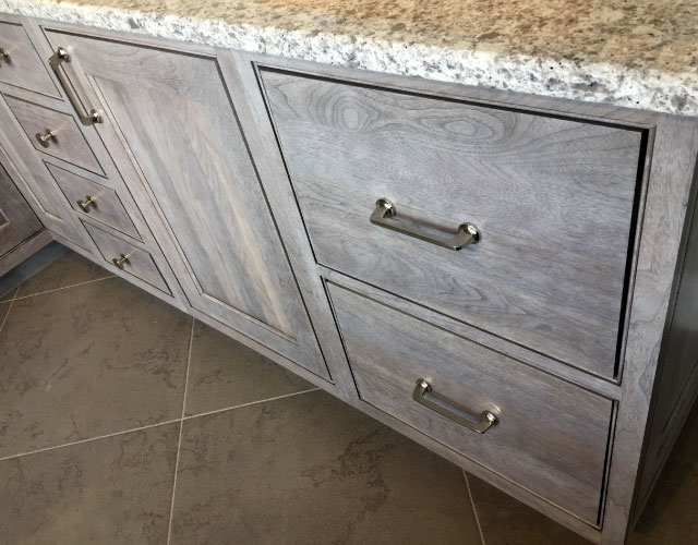 granite counter tops installation